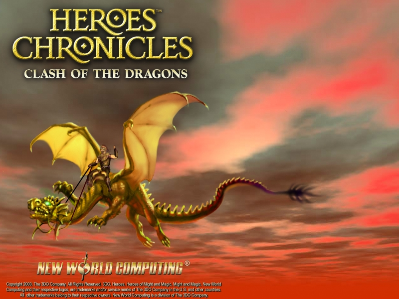 Clash of the Dragons. Прохождение