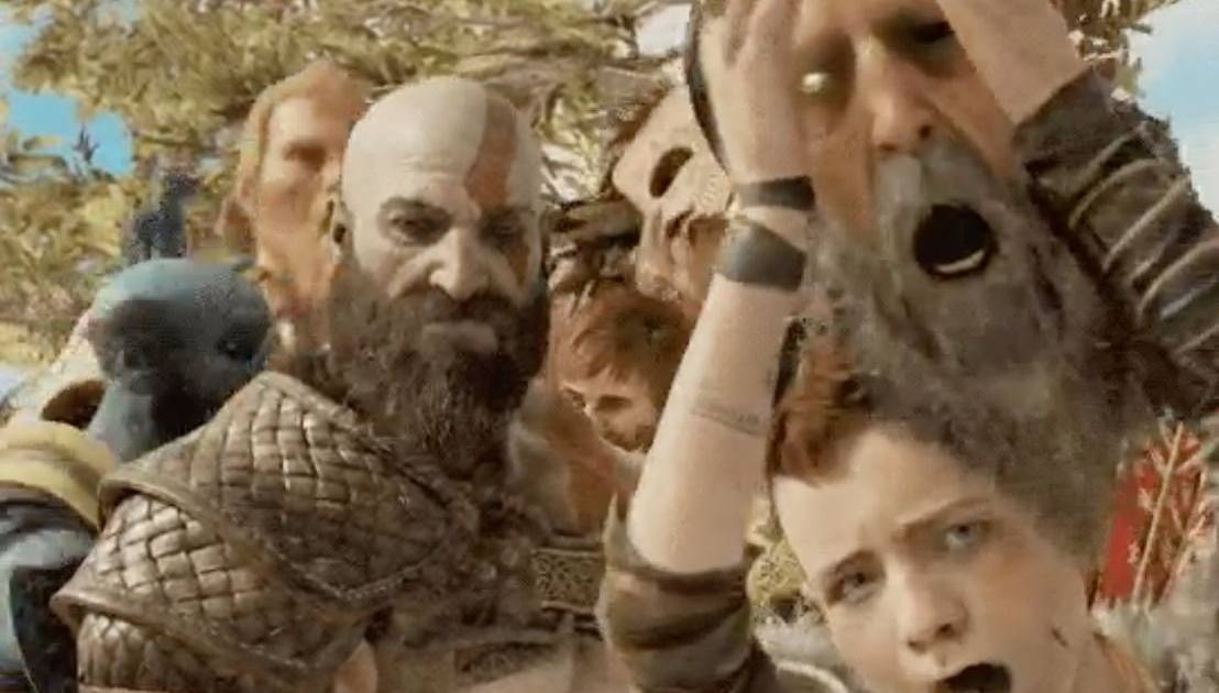 God of war 4 обзор. Не так уж и хорошо!